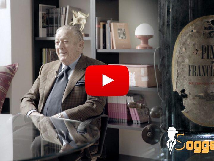 Franco Ziliani, patron di Berlucchi, per un nuovo episodio di (S)oggetti