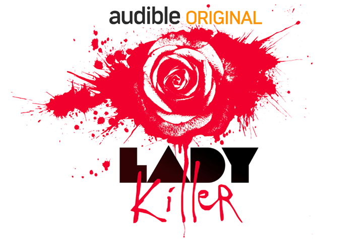 Prosegue la collaborazione con Audible: è online Lady Killer